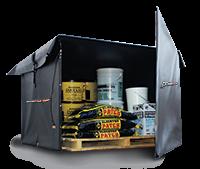 Powerblanket Hot Box pallet warmer
