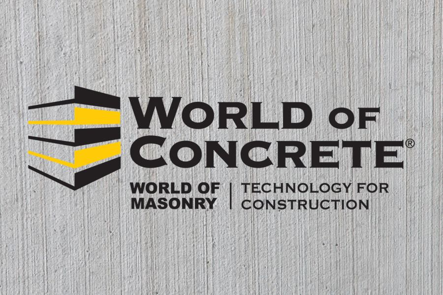 A Report From The World of Concrete