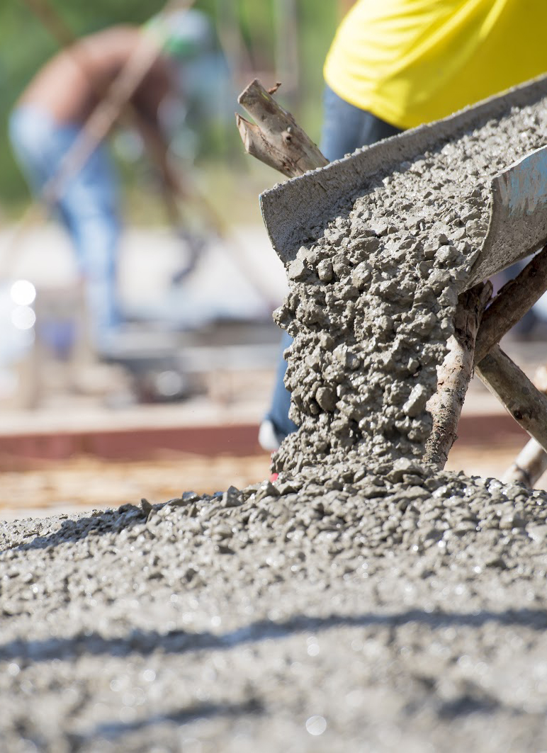 Tips For Pouring Concrete In Winter Curing Concrete In