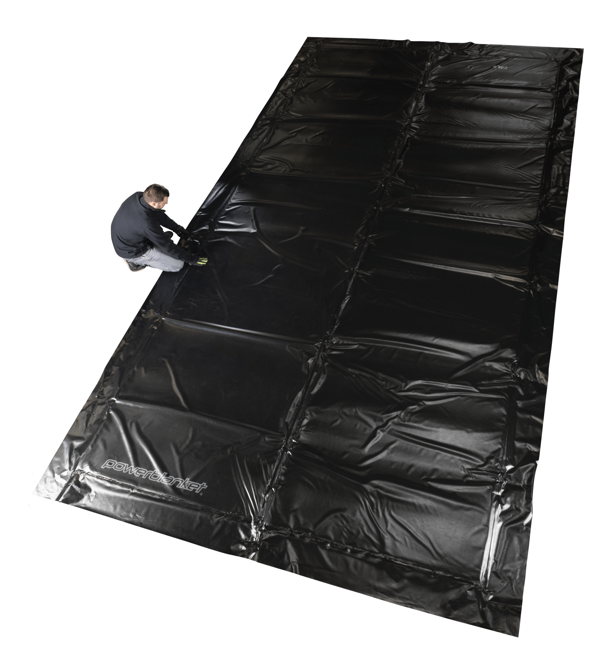 Curing Cold Concrete: Electric vs. Insulated Blankets