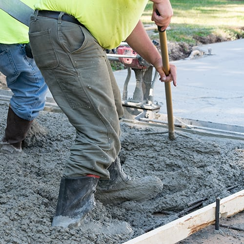 How to Pour a Perfect Concrete Slab